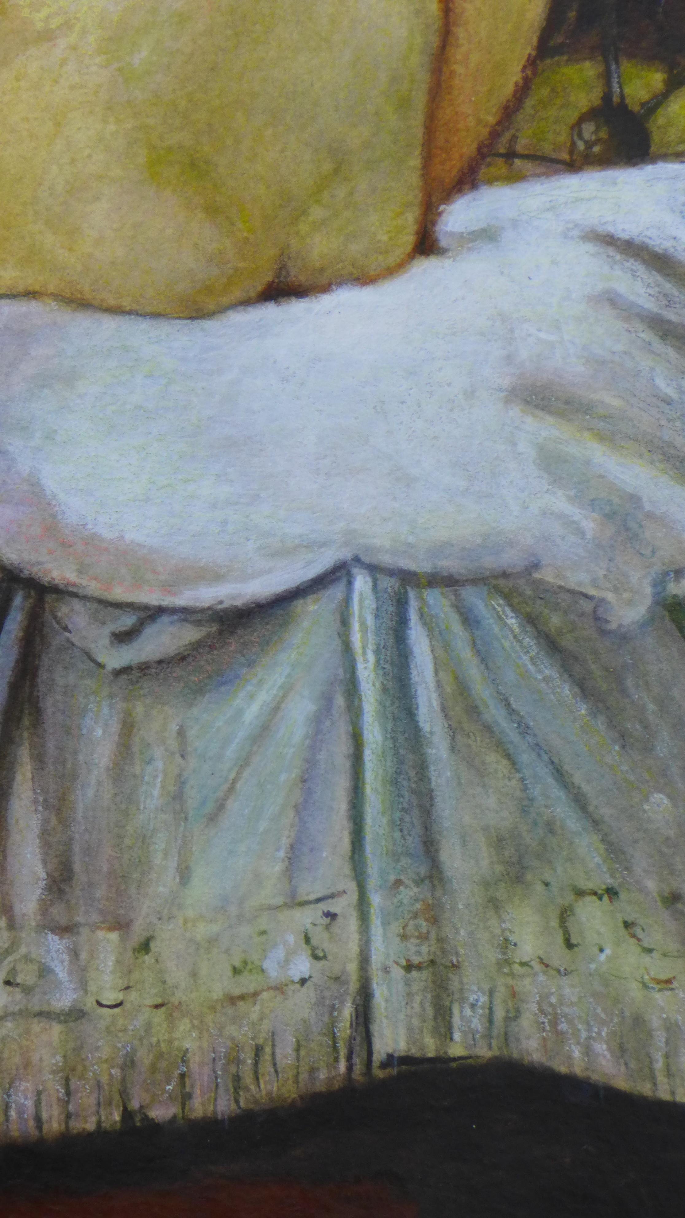 "Baño Turco Jean Auguste Dominique Ingres: bañista"" de Jean-Auguste-Dominique Ingres"